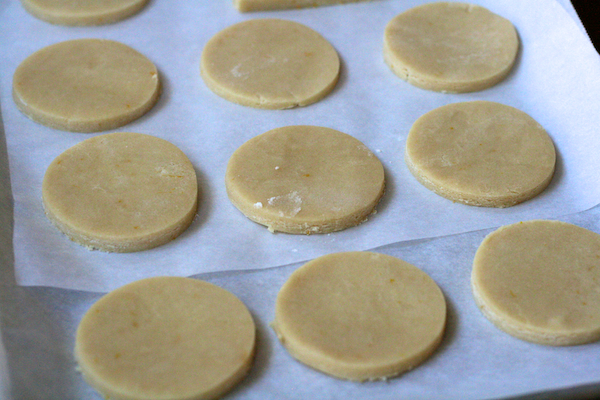 Barefoot contessa recipes shortbread cookies