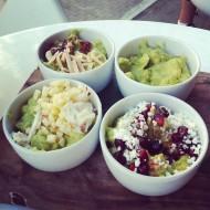 guacamole tasting