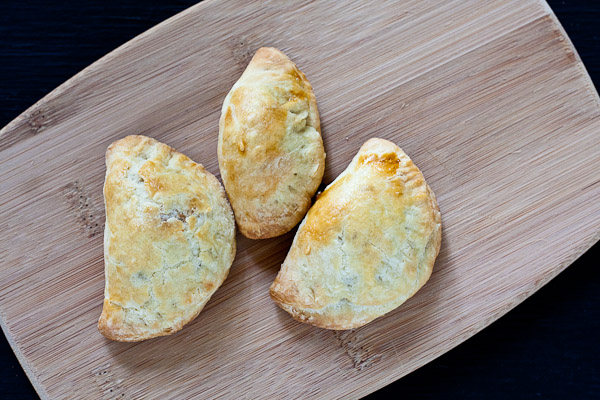 Chicken Ropa Empanadas Recipe — Dishmaps
