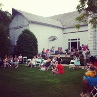 big summer potluck