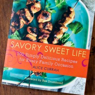 alice currah's savory sweet life