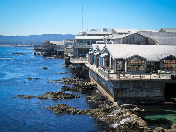 Silent Sunday Monterey Bay California The Merry Gourmet