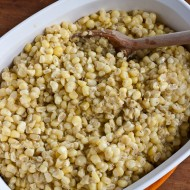 skillet fried corn