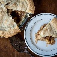 classic apple pie | the merry gourmet