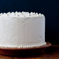caramel cake with caramel buttercream | the merry gourmet