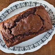 chocolate banana bread | the merry gourmet