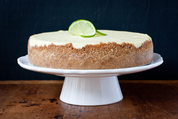 key lime cheesecake | the merry gourmet