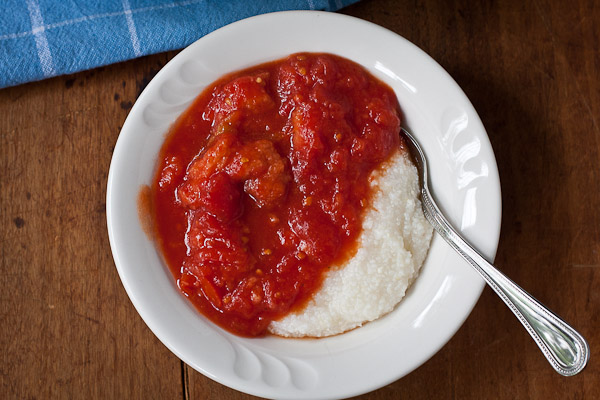 stewed tomatoes | the merry gourmet