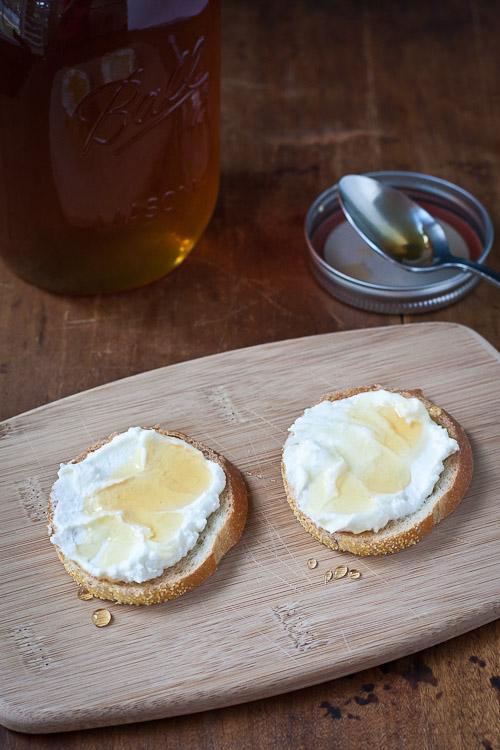fresh homemade ricotta cheese | the merry gourmet