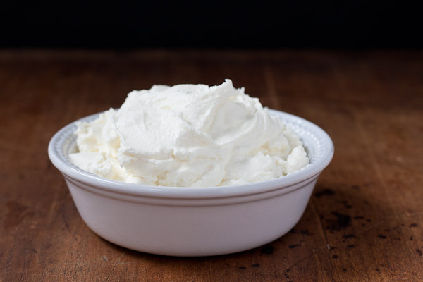 fresh homemade ricotta cheese | the merry gourmet