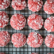 strawberry cookies | the merry gourmet