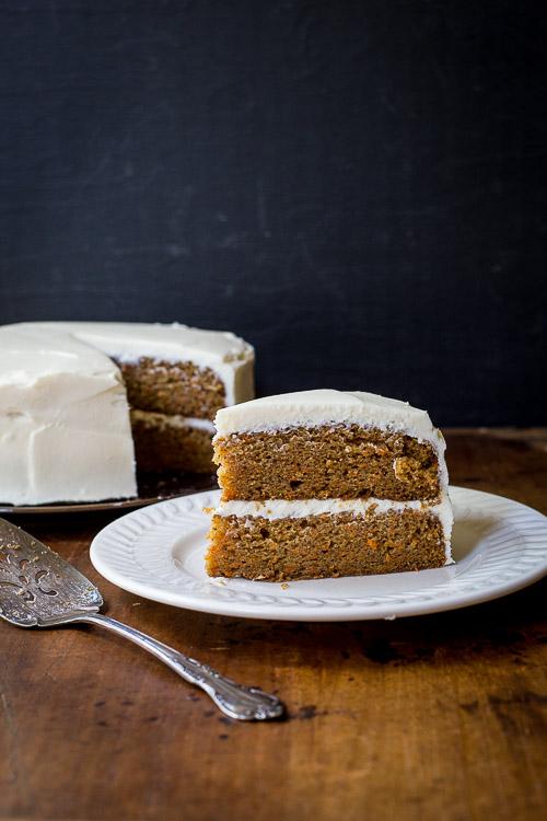 carrot cake | the merry gourmet
