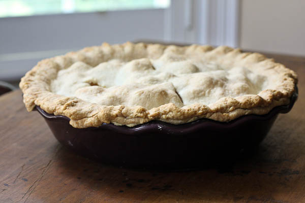 apple and pear pie | the merry gourmet