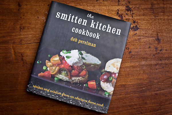 On My Cookbook Shelf The Smitten Kitchen Cookbook And A