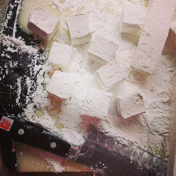 homemade marshmallows | the merry gourmet