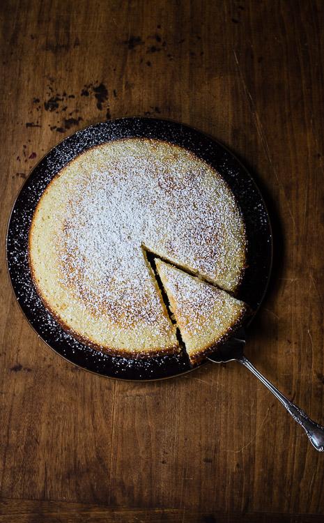 ricotta-orange pound cake | the merry gourmet