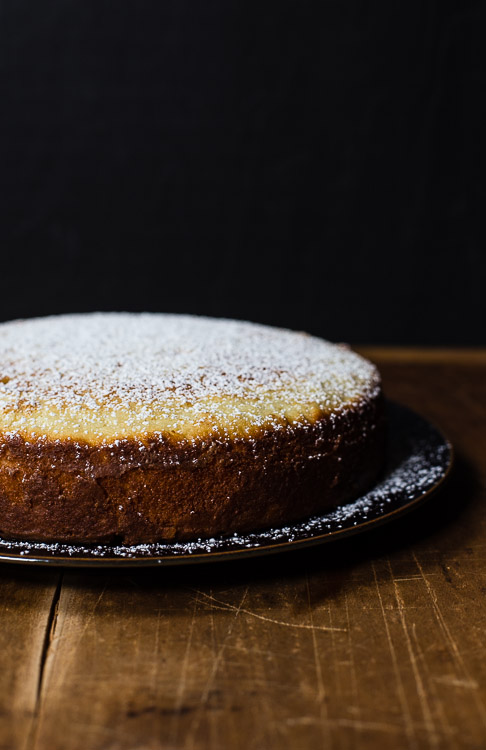 ricotta-orange pound cake | the merry gourmet