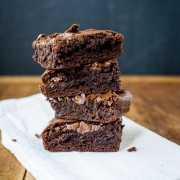 best ever brownies | the merry gourmet