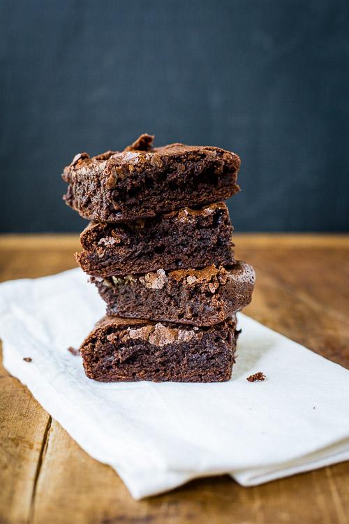 best ever brownies | the merry gourmet
