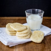 butter cookies | the merry gourmet