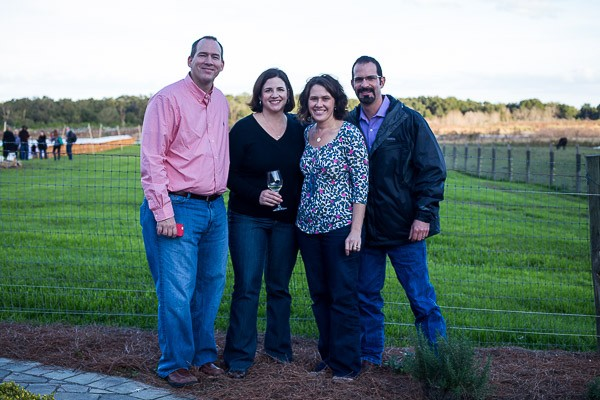 outstanding in the field farm dinner | the merry gourmet