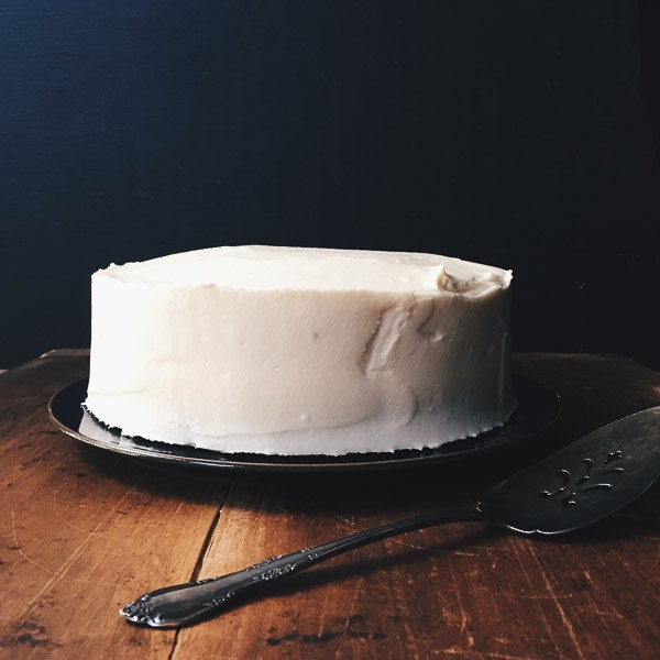carrot cake | the merry gourmet