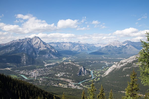 banff national park | the merry gourmet