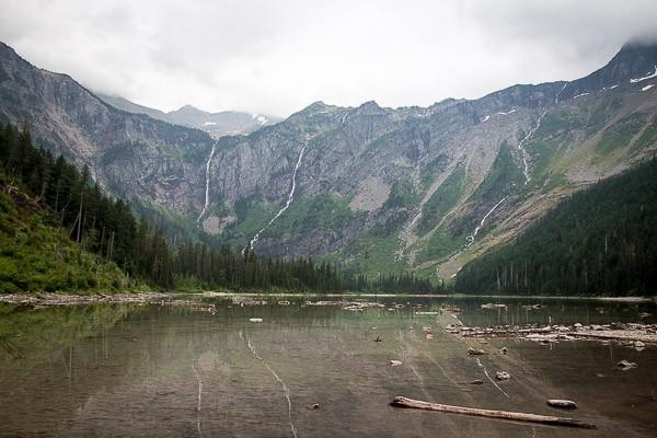glacier national park   the merry gourmet