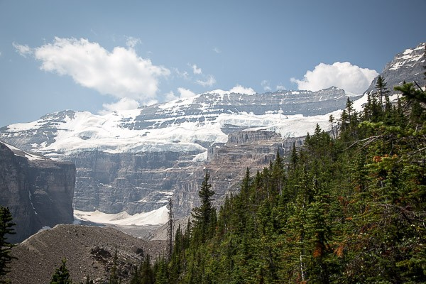 plain of six glaciers | the merry gourmet