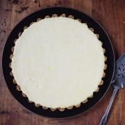orange ricotta tart | the merry gourmet